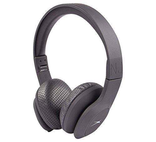 - Altec Lansing Nick Jonas Bluetooth Wireless Stereo Headphones Black