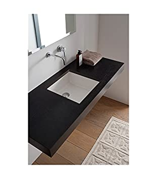 miky undermount bathroom sink