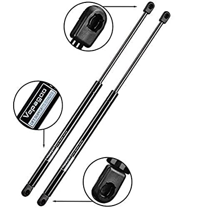 Amazon Com Vepagoo 2 Rear Window Glass Gas Lift Supports Struts For