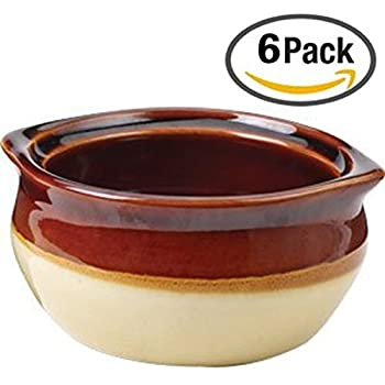 Amazon Com Kovot Set Of 4 Ceramic Handles Soup Bowls With