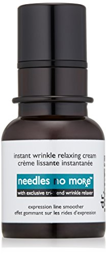 Wrinkle Relaxer (dr. brand needles no more wrinkle smoothing cream, 0.5 fl. oz. / 15 ml)