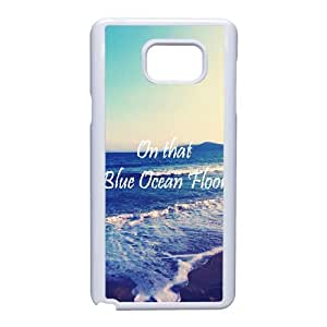 Samsung Galaxy Note 5 Cell Phone Case , Pure and fresh Theme Custom Phone Case