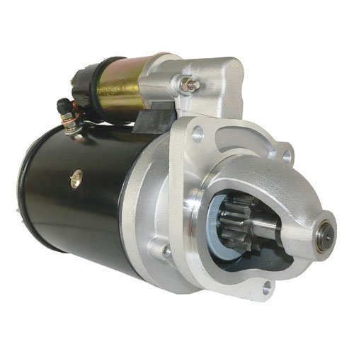 Ford Diesel Tractor - Starter - Lucas Style (16608) Ford 4000 4110 6610 5610 3000 6600 3600 5000 4600 5600 2610 2110 3610 4610 4100 7710 7600 6710 2120 4140 2310 6700 3910 2910 7700 7000 2810 5900 5100 Case New Holland