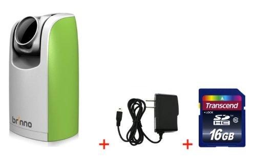 Brinno TLC200 Time Lapse Green Camera + KIT