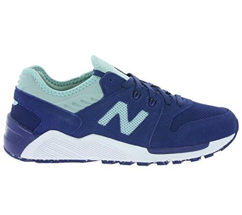 new balance Herren Sneakers 009 blau (296)