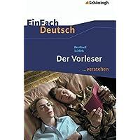 Einfach Deutsch: Einfach deutsch/Schlink/Der Vorleser