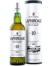 LAPHROAIG 10 Years Old Single Malt Scotch Whisky, 700 ml