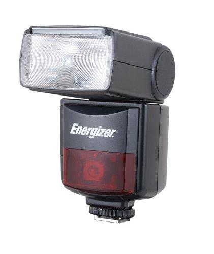 Energizer ENF-600S Power Zoom ADI/TTL Flash for Sony DSLRs (Black)