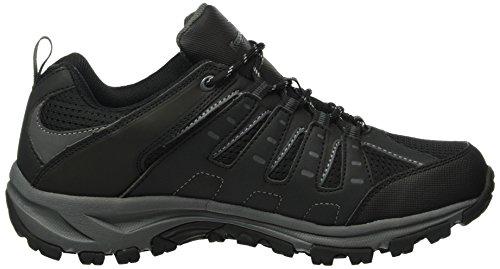 Homme 522 M De Plein Chaussures Noir Noir Kangaroos Botar Foncé Airclassiques gris PfwPY