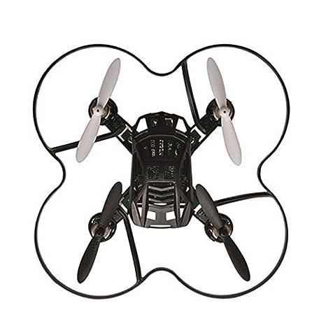 Amazon Com Top Race 4 Channel Micro Mini Drone Rolling Quadcopter