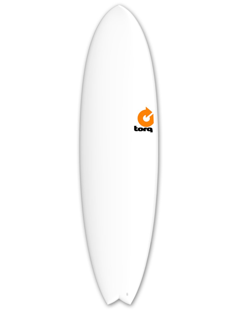 Torq Mod peces tabla de surf 7 ft 2 - mate blanco: Amazon.es ...