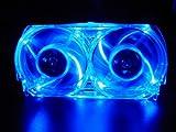 Talismoon Whisper Fan for Xbox 360, in Blue