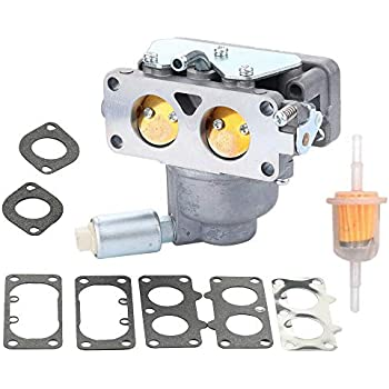 CARBURETOR W//MOUNTING GASKETS REPALCEMENT FOR BRIGGS /& STRATTON 796997 V-TWIN