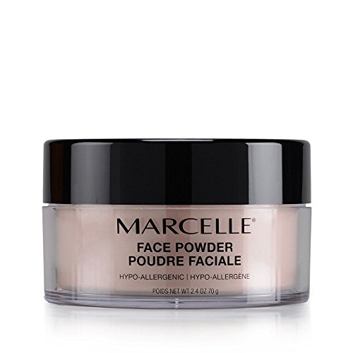 Marcelle Loose Setting Face Powder Hypoallergenic and Fragrance-Free
