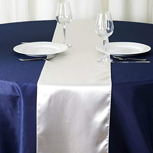 Mikash 20 Pack ~New~ Satin Table Runner Wedding Party Banquet Decoration 15+ Colors! | Model WDDNGDCRTN - 19644 |