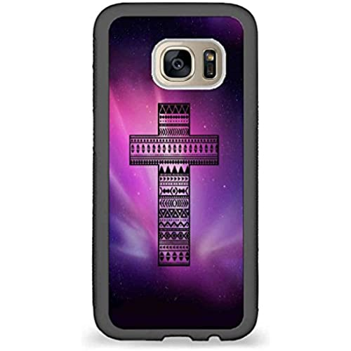 Custom Phone Cases Design for Samsung Galaxy S7 - Cross back phone cases Sales
