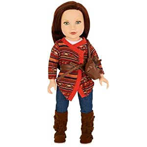Journey Girls 18 inch Soft-Bodied Doll - Kelsey