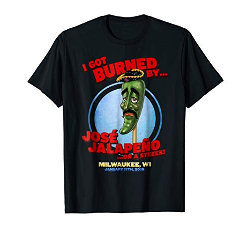 Jose Jalapeno On A Stick Milwaukee, WI Shirt (Jeff Dunham And Jalapeno On A Stick)