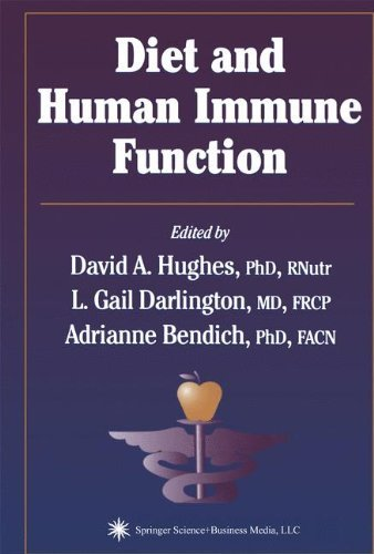 Diet and Human Immune Function (Nutrition and Health)