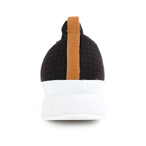 Djinns MocLau MiniPadded Black Black