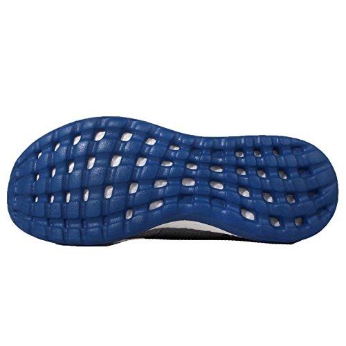 Grpuch da Eqtazu Gris Azul Uomo adidas M Pureboost ZG Multicolore Prime Corsa Scarpe Grimed XO7AZqxw