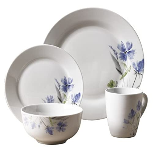 Wildflower 16 Piece Dinnerware Set. by Tabletops Gallery  sc 1 st  Amazon.com & Tabletops Gallery Dinnerware: Amazon.com