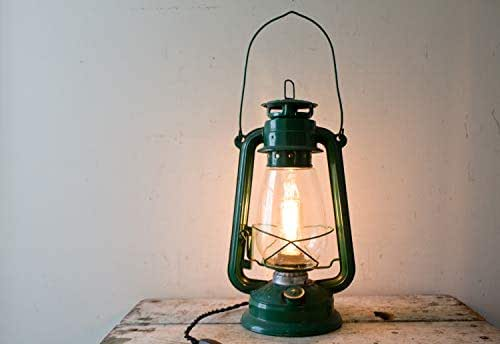 Amazon.com: Vintage Dietz Green Lantern Lamp - Metal ...