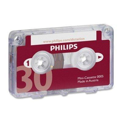 PSPLFH000560 - Philips Audio amp;amp; Dictation Mini Cassette