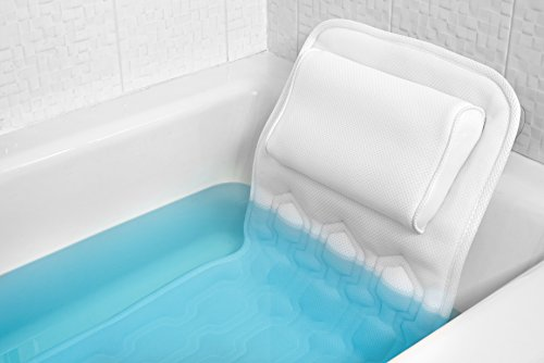 Comfysure Full Body Spa Bath Mattress Pillow Soft