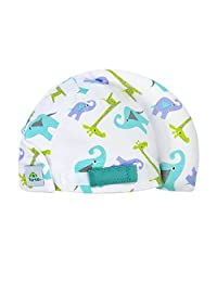 Tortle Lucky Elephant, Adjustable Head Support Prevents Flat Head, Neck Positioner