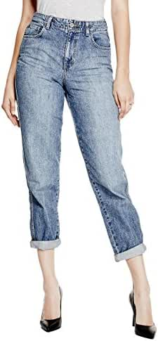 GUESS Women's Originals Relaxed Jeans
