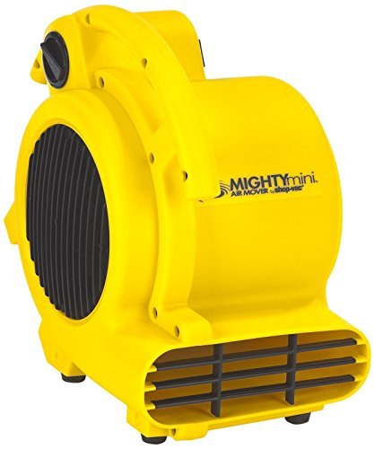 Shop-Vac 1032000 Mighty Mini Air Mover Yellow