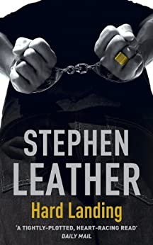 Hard Landing (The 1st Spider Shepherd Thriller) by [Leather, Stephen]
