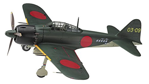 - Hasegawa 1/32 Mitsubishi A6M5c zero fighter type 52 Hei (plastic model)