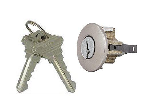 kwikset door knobs silver - 8