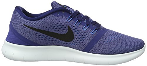 Black Blue Laufschuhe Herren Rn NIKE Free loyal Dust 500 Purple Dk Blau RBqwF
