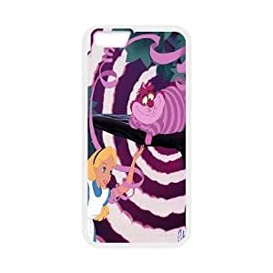 Steve-Brady Phone case Alice in Wonderland Protective Case For Apple Iphone 6 Plus 5.5 inch screen Cases Pattern-15