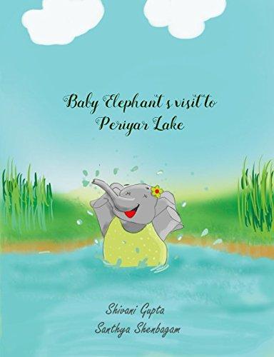 Download Baby Elephant's Visit to Periyar Lake PDF