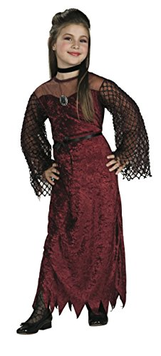 Gothic Enchantress Costume (Rubies Gothic Enchantress Child Costume, Large)