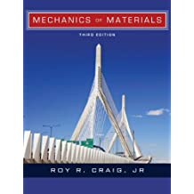 Mechanics of Materials, 3rd Edition