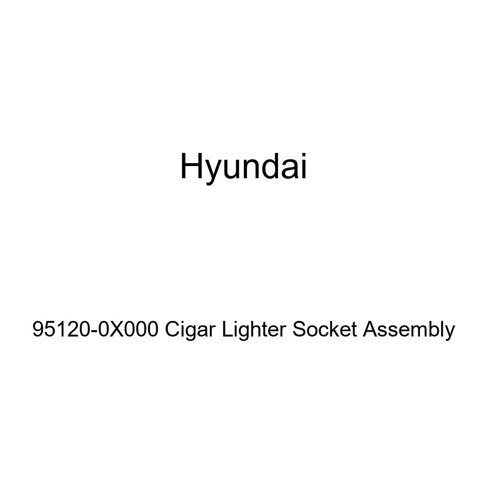Genuine Hyundai 95120-0X000 Cigar Lighter Socket Assembly