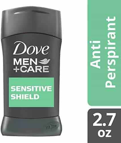 Dove Men+Care Antiperspirant Deodorant Stick, Sensitive Shield, 2.7 oz