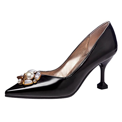 Coolcept Slip Damenmode Schuhe On Schwarz Court rUrqxw