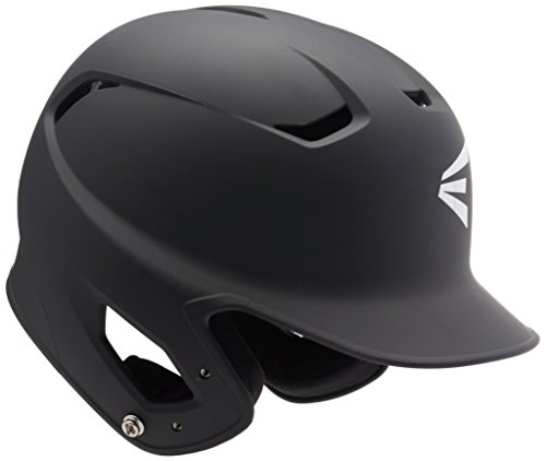 EASTON Z5 2.0 Batting Helmet | Senior | Matte Black | Baseball Softball | 2019 | Dual-Density Impact Absorption Foam | High Impact Resistant ABS Shell | Moisture Wicking BioDRI Liner (Senior Batting Helmet)