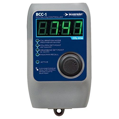 Ppm Co2 Controller (Blueprint CO2 Controller, BCC-1)