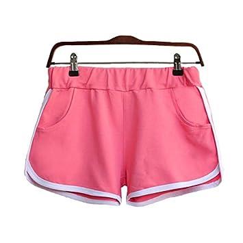 MAYUAN520 Verano Shorts Shorts Gimnasia Deportiva Femenina ...