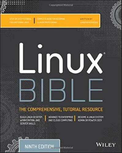Linux Bible (Best Configuration Management Tools Linux)