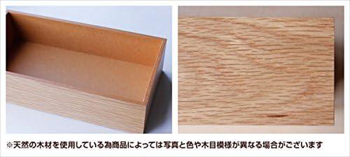 ヤマト工芸 hako ワニ サイズ:約W26.5 D13.5 H6.5 YK14-007