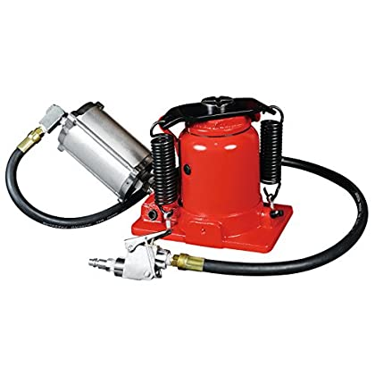 Image of Bottle Jacks Astro 5304A 20 Ton Low Profile Air/Manual Bottle Jack