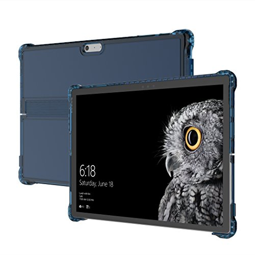 Incipio Octane Pure Case fits both Microsoft Surface Pro (2017) and Surface Pro 4 - Cobalt